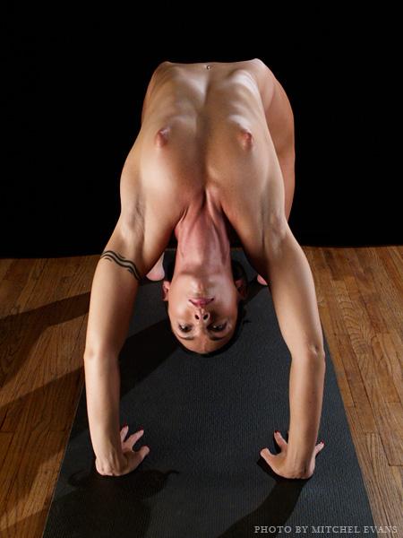 Remarkable, very Nude yoga wenona erotic